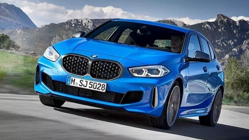 BMW 1 Türkei