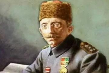 السلطان محمد السادس العثماني 1