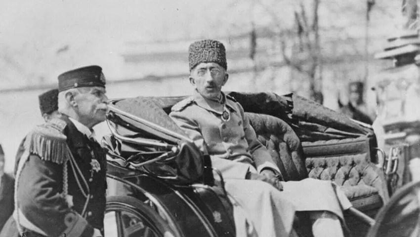 السلطان محمد السادس العثماني