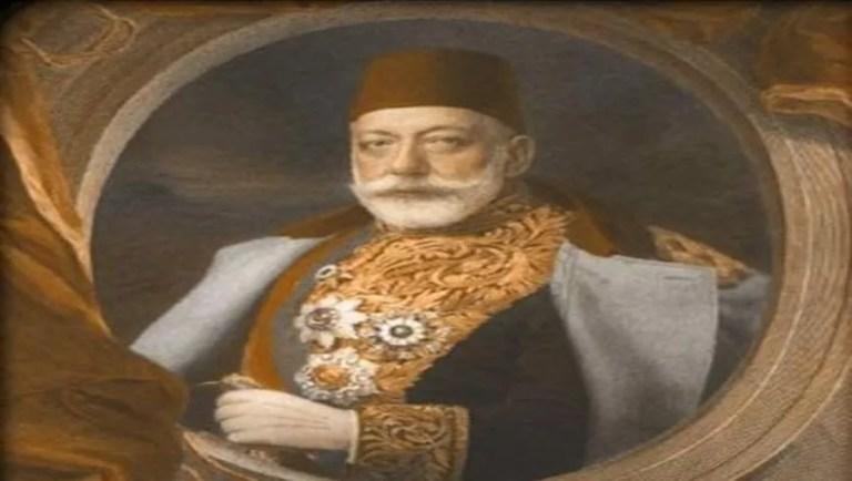 """السلطان محمد الخامس العثماني """"السلطان رشاد"""""""