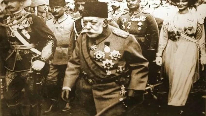 السلطان محمد رشاد
