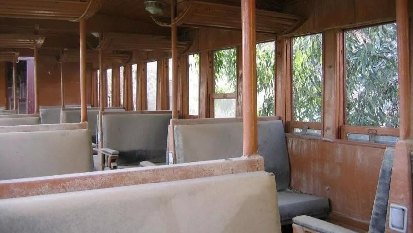 عربات خط سكة حديد الحجاز