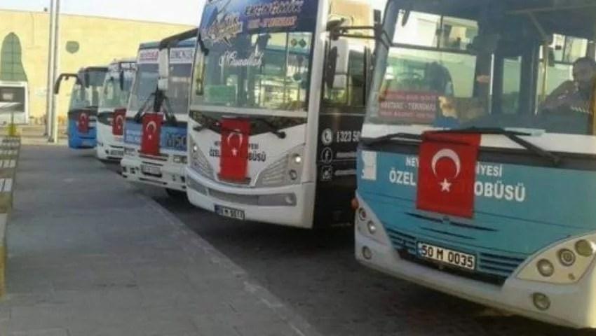 Nevşehir Transport