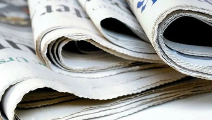 Newspapers in Turkey buy a used car