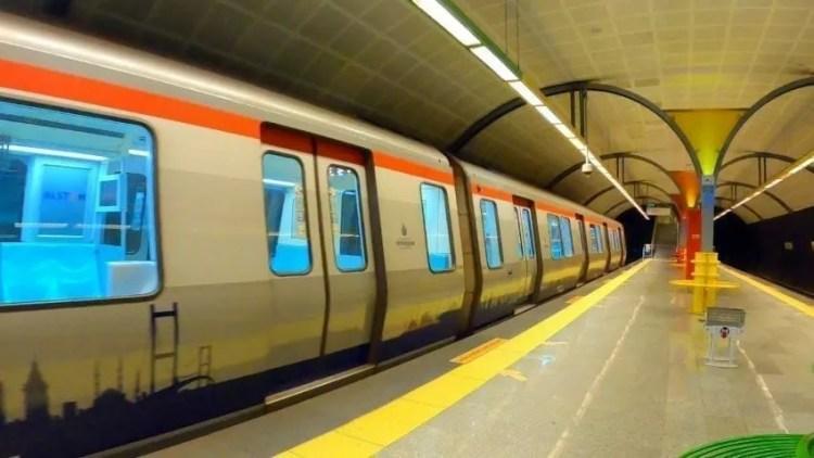 خط مترو M6 اسطنبول