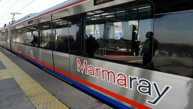 مترو مرمراي في اسطنبول