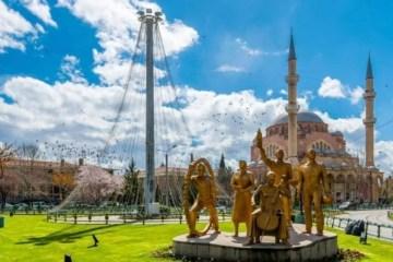 Eskisehir Turkije