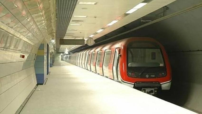 M4 линия метро Стамбул