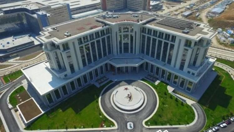 Министерство здравоохранения Турции