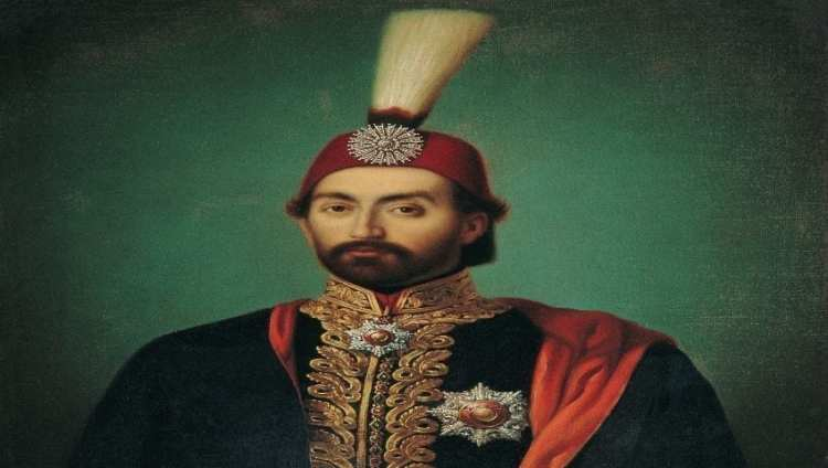 Sultan Abdul Majid I 1