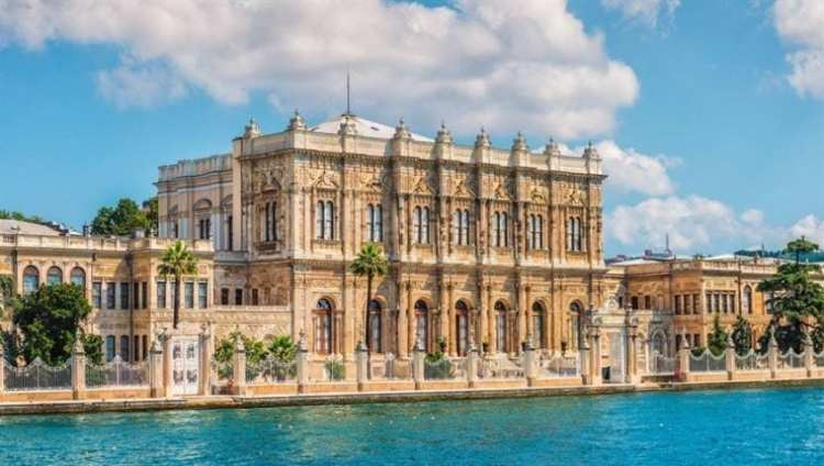قصر دولمابهشة