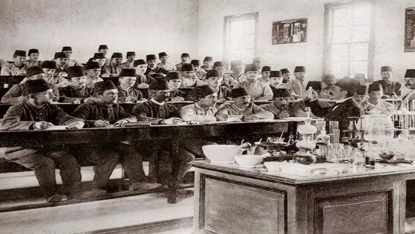 التعليم في عهد السلطان عبد الحميد