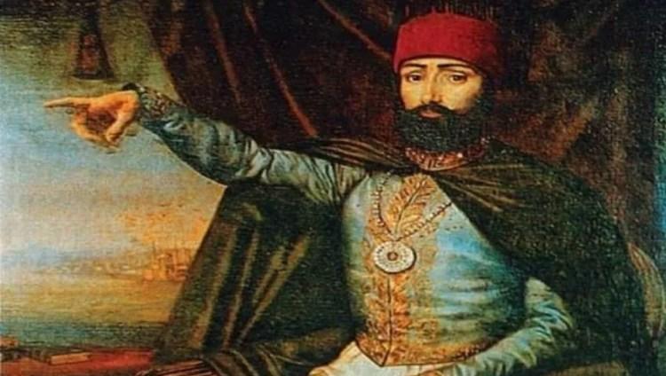 Sultan Mahmud II de l'Ottoman 1