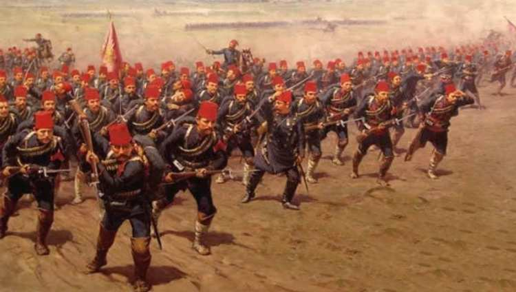 Forces ottomanes