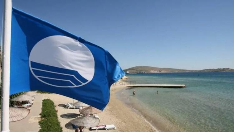 Beaches of the Blue Flag Turkey