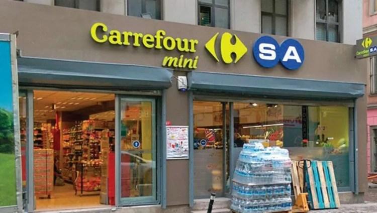 Carrefour Mini Turkey