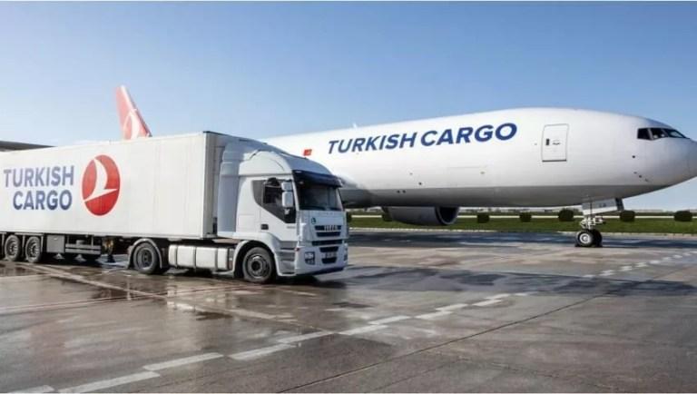 Турецкие авиалинии грузовые