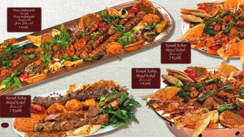al madina restaurant istanbul menu 1