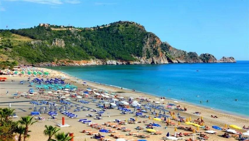 Damlatas Beach