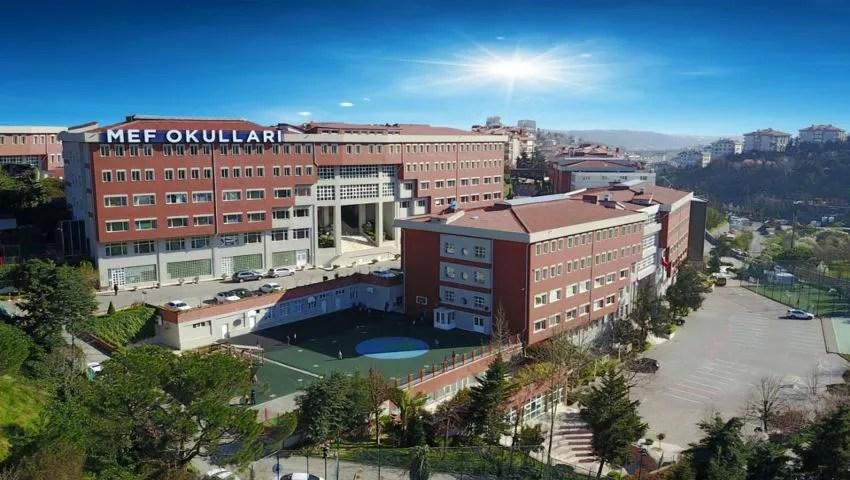İnternationale scholen in Turkije