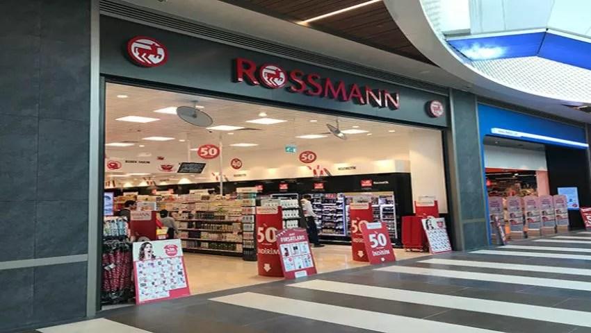 Россманн Турция