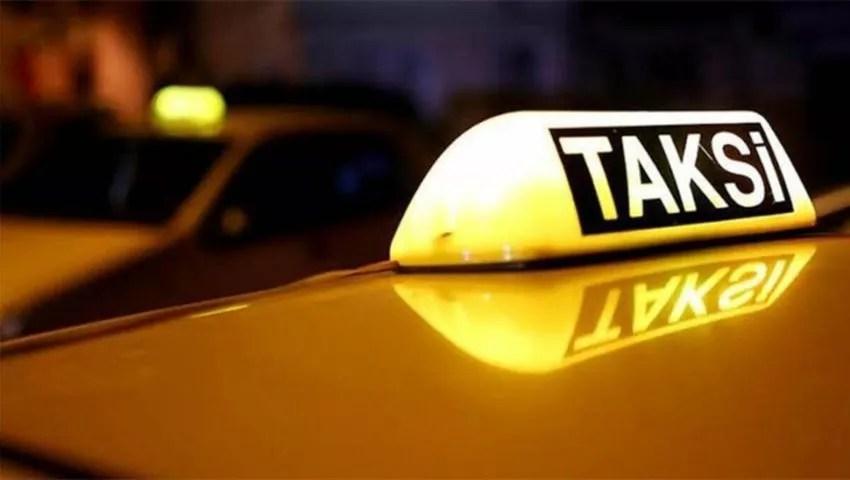 تاكسي في تركيا