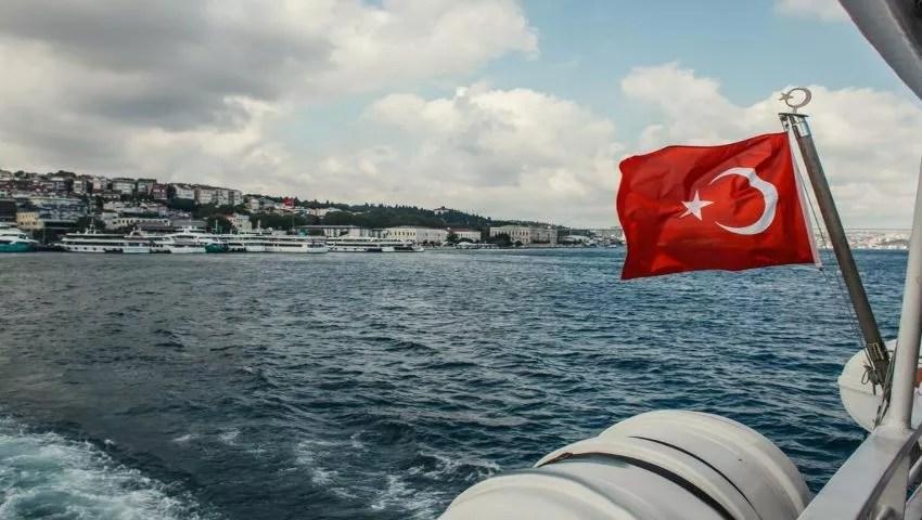 Turkije Online Shopping Internationale scheepvaart