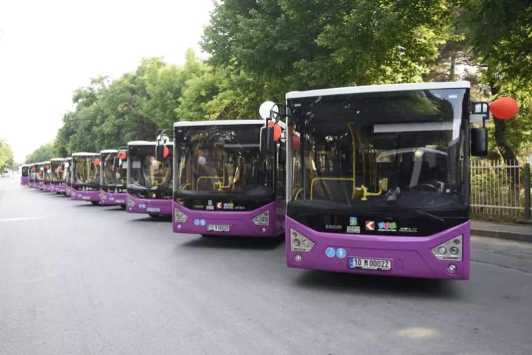 Городские автобусы в Турции … Все, что вам нужно знать 2021