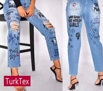 ג'ינס מסדרת אגם