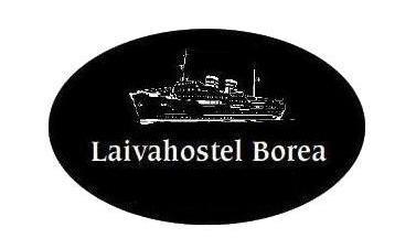 Laivahostel Borea logo