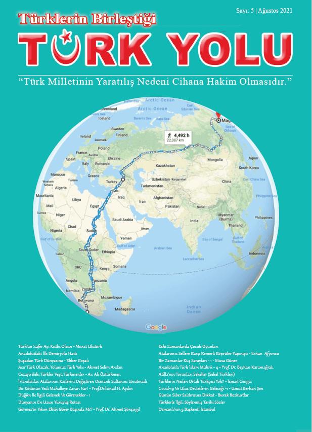 Türk Yolu Dergisi – Sayı 5