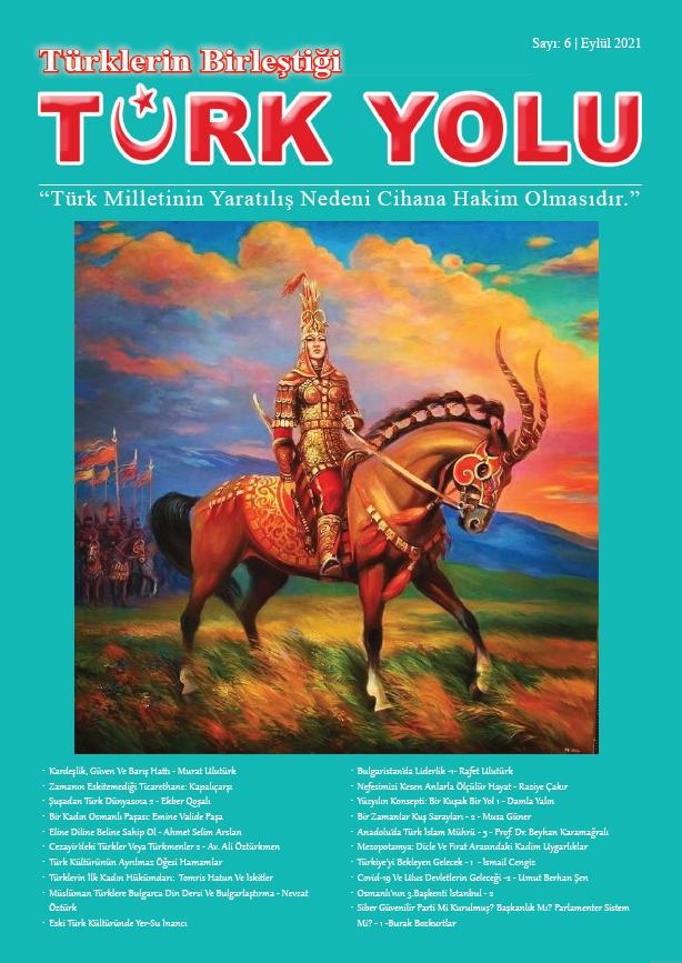Türk Yolu Dergisi – Sayı 6