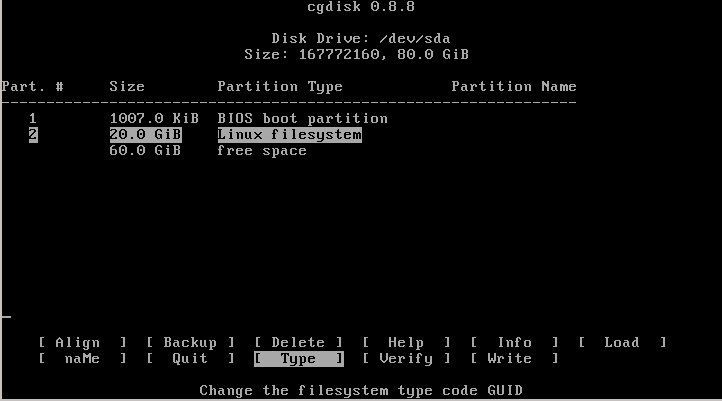 Arch Linux Install Guide - Step 1: Basic Installation - TurluCode