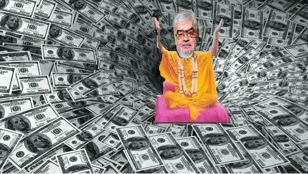Purcoiul de bani al lui Andrei Pleșu