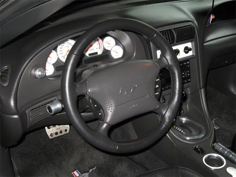 FR500 Mustang Steering Wheel Installation Guide | AmericanMuscle