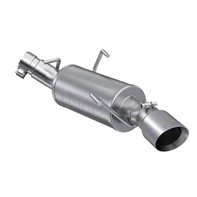 mbrp installer series axle back exhaust 05 10 v6