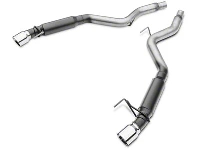 flowmaster outlaw axle back exhaust 15 21 ecoboost w o active exhaust