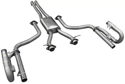 solo performance mach xv cat back exhaust without tips 15 21 3 6l