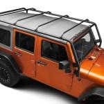 Barricade Jeep Wrangler Roof Rack Textured Black J100173 07 18 Jeep Wrangler Jk 4 Door
