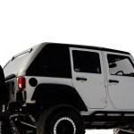 Dv8 Offroad Jeep Wrangler 2 Piece Ranger Fastback Hard Top Ht07fb42 07 18 Jeep Wrangler Jk 4 Door