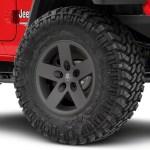 Mammoth Jeep Wrangler Moab Charcoal Wheel 17x9 J108902 18 21 Jeep Wrangler Jl