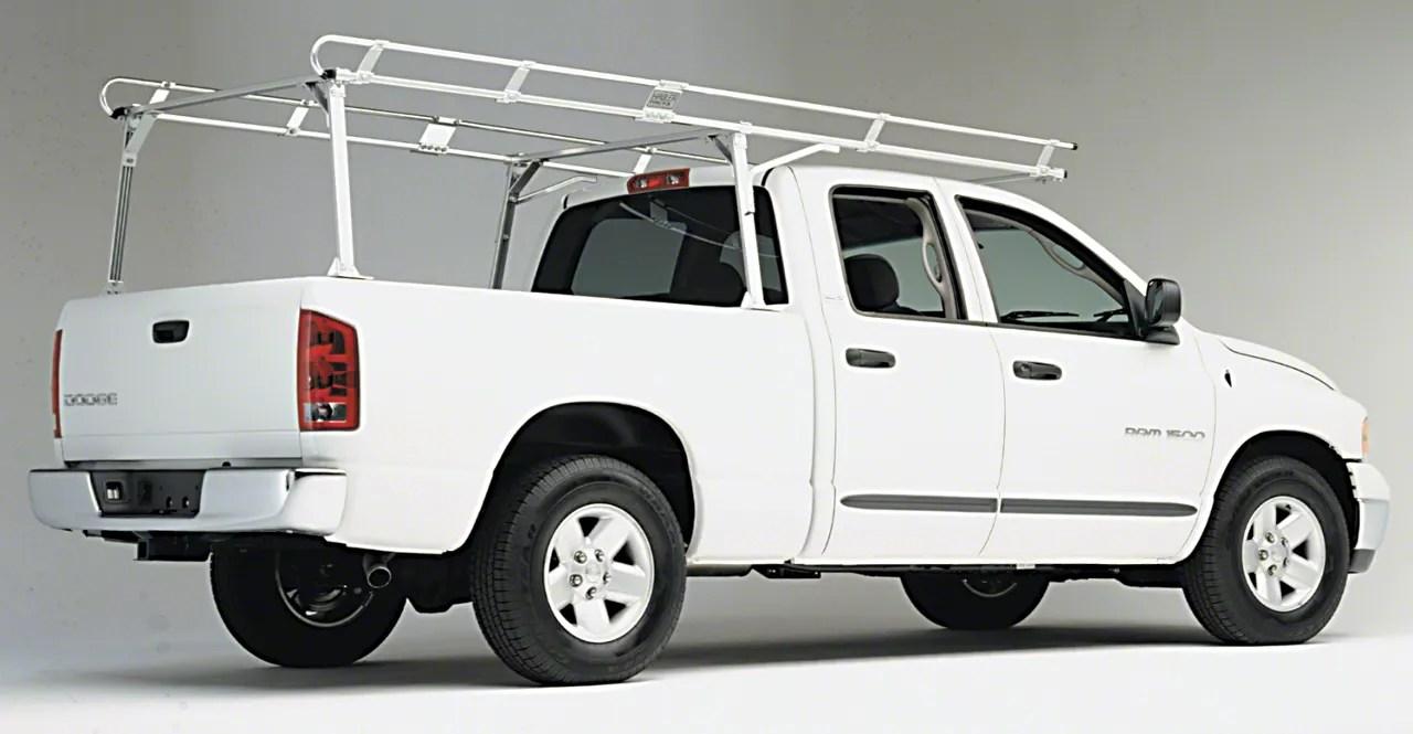 heavy duty aluminum truck rack 1 200 lb capacity 02 18 ram 1500