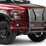 Barricade F 150 Extreme Heavy Duty Brush Guard Black T527786 15 20 F 150 Excluding Raptor