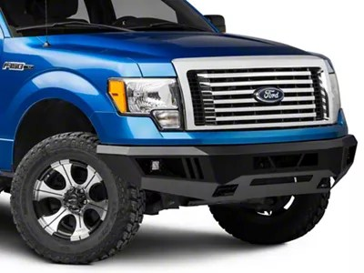 Barricade F150 Extreme HD Front Bumper w LED Fog Lights T528774 (0914 F150, Excluding Raptor)