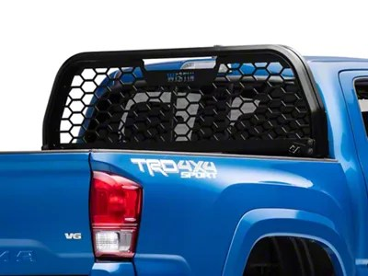 hlr truck rack black 05 21 tacoma