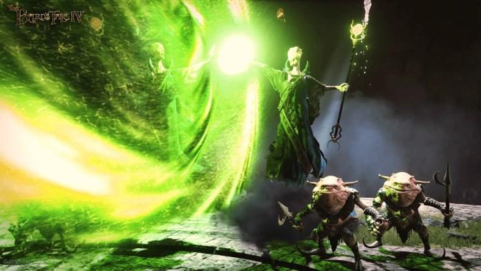 The Bard's Tale IV - Sorcerer
