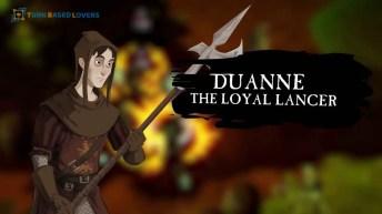 Sword Legacy: Omen Duanne