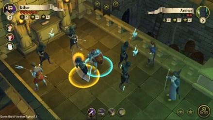 Sowrd Legacy: Omen Gameplay