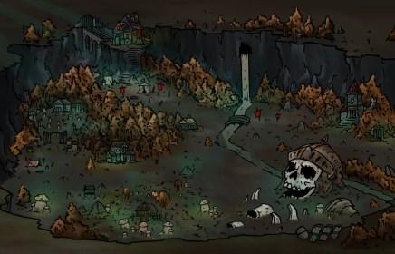 Urtuk: The Desolation World Map