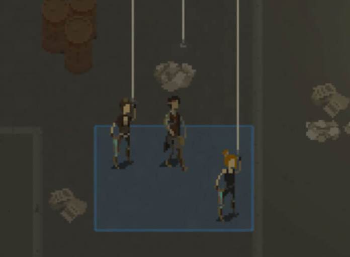 This is the end Turn-based pc